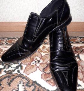 Туфли муж 43 размер