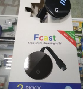 Wi-Fi ресивер для ТВ Fcast T12