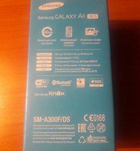 Мобильный телефон Samsung GALAXY А3