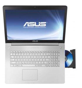 Мощный игровой ноутбук Asus N750J