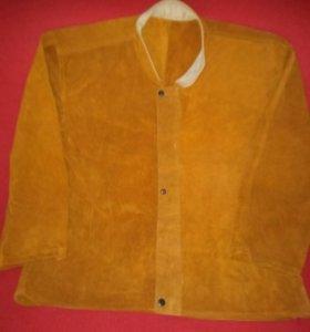 Куртка мужская для сварщика ,разм 52-54