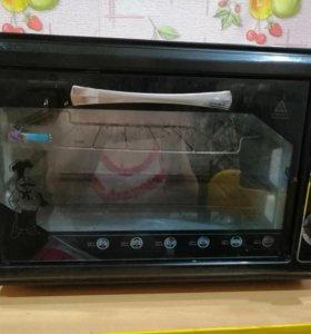 Печка - духовка