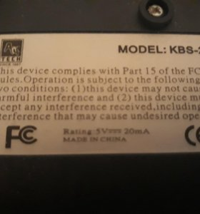 A 4 TECH.kbs-21