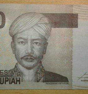 2000 рупий (Индонезия 2009-16г.) ПРЕСС