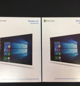 Windows 10 Home rus BOX