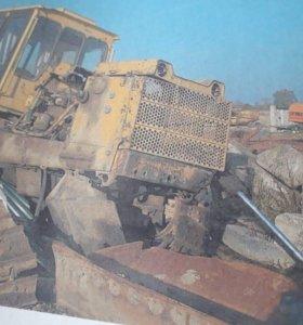 Трактор с бульдозерным оборуд. Б10М.01111-1Е