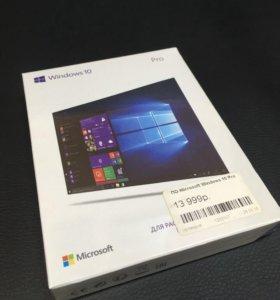 Windows 10 Pro rus BOX