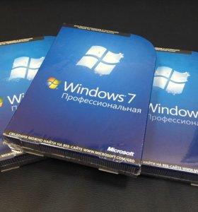 Windows 7 professional BOX