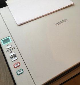 Принтер почти новый