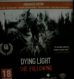 PS4 Dying Light: ENHANCED EDITION