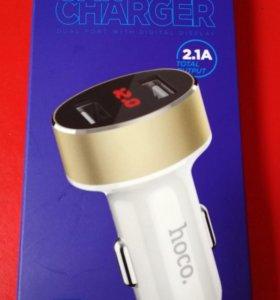 Автомобильная зарядка USB