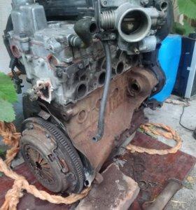 Двигатель 124