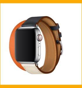 Ремешки Apple Watch Hermеs 4 серии (все модели)