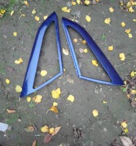 2110 Треугольнеки на задние стекла боковые