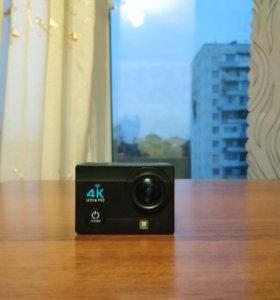 Экшен камера 4к 30 fps