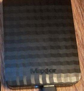 1 Тб Внешний HDD Seagate Maxtor M3 stshx-M101tcbm