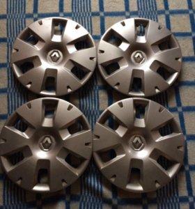 Диски колпаки 4 шт. 15 R 4/100