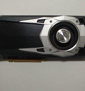 Видеокарта GeForce GTX 1060 6Gb Founders Edition