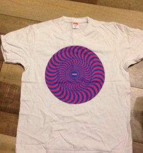футболка supreme