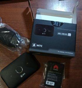 МТС 3G/4G Wi-Fi Роутер
