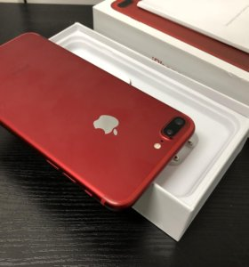 iPhone 7Plus.red