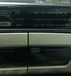 Магнитола с fm радио