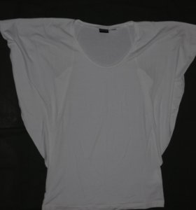 "Новая футболка с рукавом ""летучая мышь"""