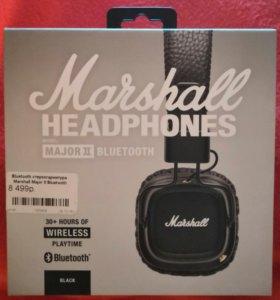 Стереогарнитура Marshall Major II Bluetooth