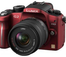 Panasonic Lumix DMC-G2 Kit