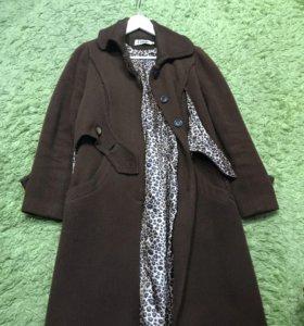 Шерстяное пальто Chloe, бу