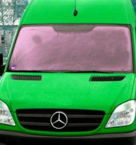 Городские перевозки на оборудованных автомобилях