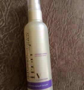 Avon лосьон-спрей для объема волос 100мл