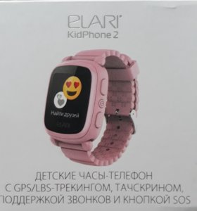 Телефон-часы детские