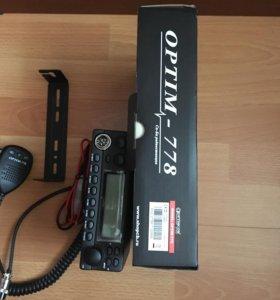 Радиостанция Optim-778 v.4