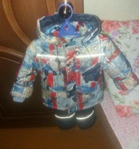 Куртка детская брали за 5500тыс.