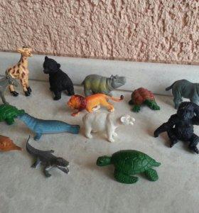 Фигурки животных