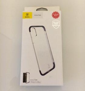 Baseus armor case чехол iPhone X