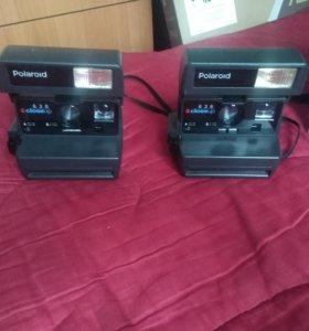 Фотоаппарат Polaroid -2шт в идеале оригинал