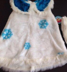 Новый карнавальный костюм Снежинка