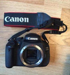 Canon 600d + три хороших объектива