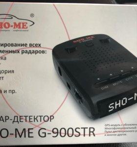 Антирадар SHO-ME G-900STR