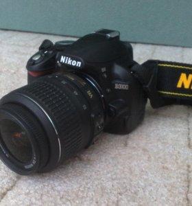 Nikon D 3100 KIT (18-55) + Чехол и флешка