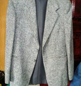 Пиджак, размер 52