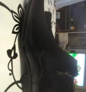 Туфли мужские зима