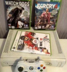Xbox 360(обмен)