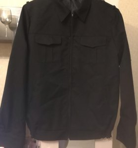 Куртка кадетская колледж полиции, новая