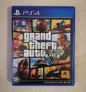 GTA 5 + GOD OF WAR 3 PS 4