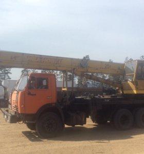 Автокран Кс 45717 Макс.тонн 25