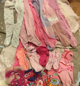 Колготки и носки для девочки