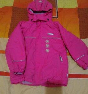 Куртка зимняя с Финляндии